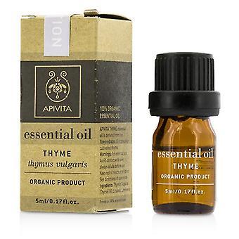 Apivita eteerinen öljy - timjami - 5ml/0,17 oz