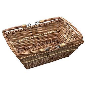 Rectangular Market Shopping Basket