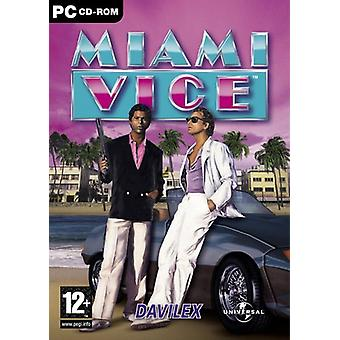 Miami Vice (PC)-fabriek verzegeld