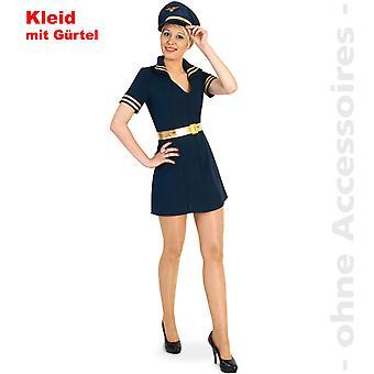 Pilot pilot kjole damer drakt Aviator damer drakt