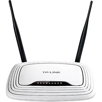 TP-LINK TL-WR841N WLAN-reitittimen 2,4 GHz 300 Mbps