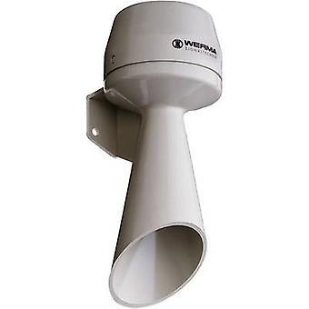 Werma Signaltechnik Hooter 582.052.55 Non-stop acoustic signal 24 V DC 92 dB