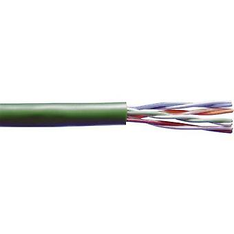 Belden 7988R Network cable CAT 5e U/UTP 4 x 2 x 0.20 mm² Green Sold per metre