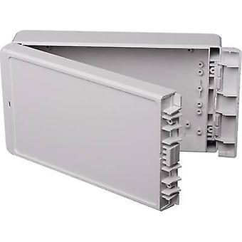 Bopla Bocube B 221306 ABS-7035 Wandgehäuse, Befestigungsbügel 125 x 231 x 60 Acrylonitril Butadien styrol Grau-weiß (RAL 7035) 1 Stk.(s)