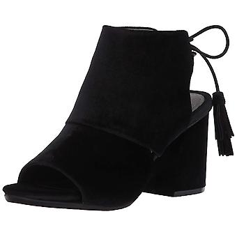 Kenneth Cole Reaction Womens Reach The Stars Peep Toe Ankle Fashion Boots