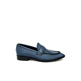 Handcrafted Premium Leather Carbrey Penny Loafer Shoe
