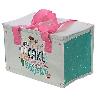 Puckator Cake and Prosecco Picnic Bag