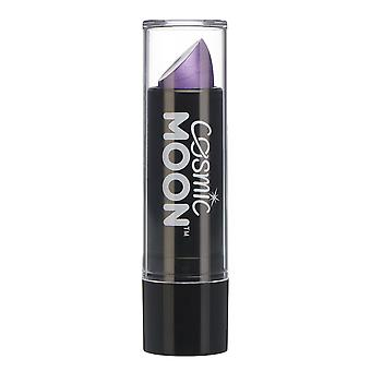 Cosmic Moon - Metallic Lipstick - 5g - For mesmerising metallic lips! - Purple