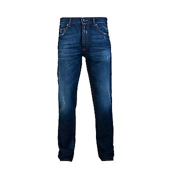 Moschino Jeans Denim Regular Fit Mq421 8d T8901