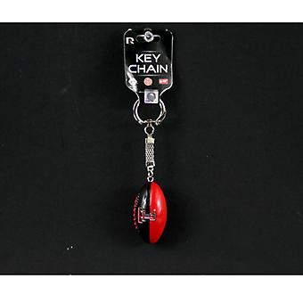 Texas Tech Red Raiders NCAA Football Key Chain