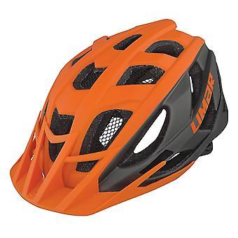 888 Limar bike helmet / / orange/titan matt