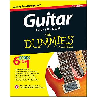 Guitar All-in-One For Dummies (2nd Revised edition) by Hal Leonard Co
