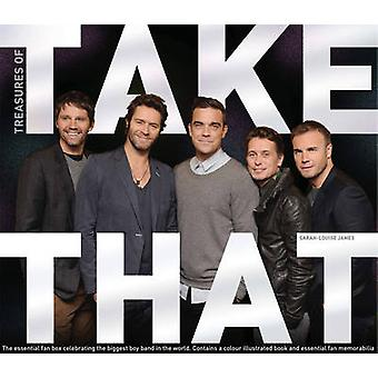 Take That Treasures - Unofficial by Sarah-Louise James - 978184732874