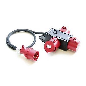 PCE CEE power distributor 953.0113 400 V 32 A