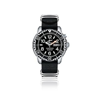 CHRIS BENZ - Diver Watch - DEEP 1000M AUTOMATIC - CB-1000A-S-NBS