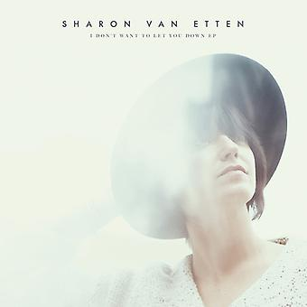 Sharon Van Etten - I Dont Want to Let You Down [Vinyl] USA import