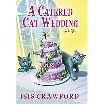 Um casamento de gato espremida