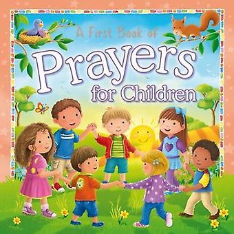 En första bok av böner för barn