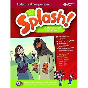 Splash Red Compendium: For 5 to 8s (Light)