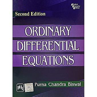Ordinära differentialekvationer
