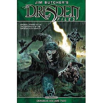Jim Butcher is de Dresden Files Omnibus: Volume 2