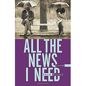 Alla nyheter jag behöver: en roman