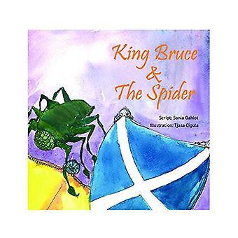 Re Bruce e il ragno: storia libro
