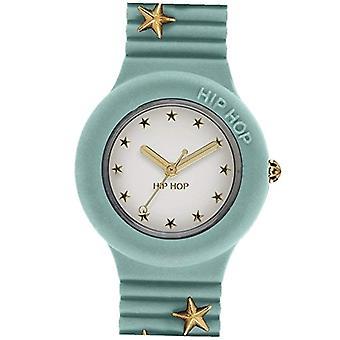 Hip Hop Analog quartz ladies Silicone wrist watch HWU0755