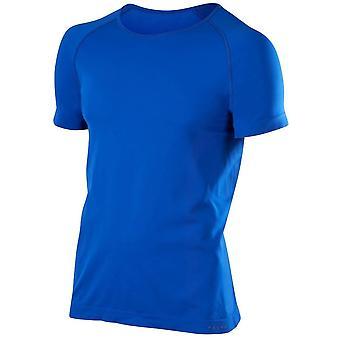 Falke Comfort Fit Manica corta - Yve blu
