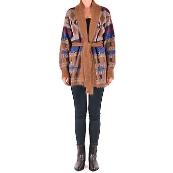 Peuterey Ezbc017105 Women's Multicolor Wool Cardigan