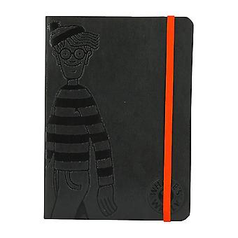 Where's Wally Premium Notebook