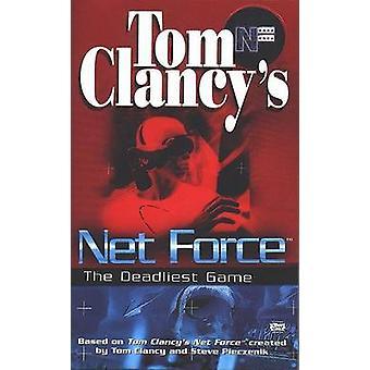 The Deadliest Game by Tom Clancy - Steve Pieczenik - Bill McCay - 978