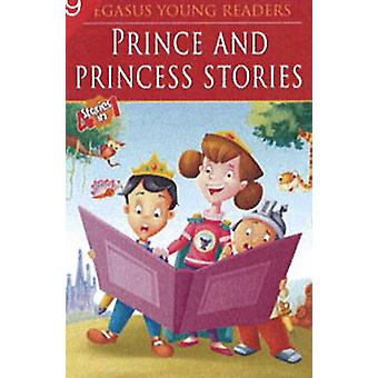 Prince & Princess Stories - Level 3 by Pegasus - 9788131917367 Book