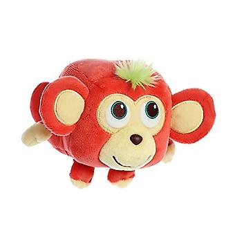 Aurora World Cuby Zoo Plush Marvin Monkey Plush Toy