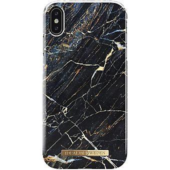 iDeal Da Suécia iPhone XS MAX Mármore Shell-Laurent