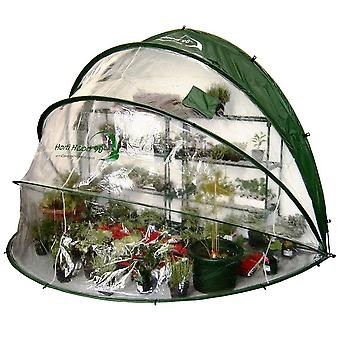 Cave Innovations Horti Hood 90mD Wall Mounted Folding Greenhouse