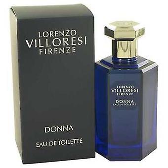 Lorenzo Villoresi Firenze Donna By Lorenzo Villoresi Eau De Toilette Spray (unisex) 3.3 Oz (women) V728-532917