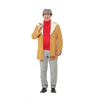 Only Fools & Horses,Del Boy Costume,Licensed Fancy Dress,Medium