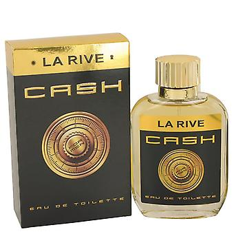 La rive cash eau de toilette spray by la rive 535870 100 ml