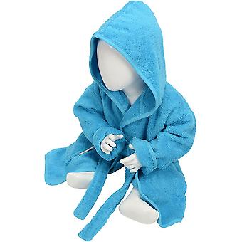 A&R Towels - Babiezz� Hooded Bathrobe - Dressing Gown