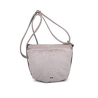 Fritzi aus Preussen Abby Fur - Donna Viola Shoulder Bags (Lavender Stone) 7.5x27x22cm (W x H L)