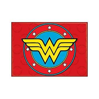 Wonder Woman Klassische Symbol Magnet