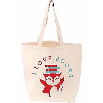 Jag älskar böcker Lovelit totes FIRM försäljning av Alison Oliver