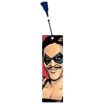 Watchmen Bookmark Comedian
