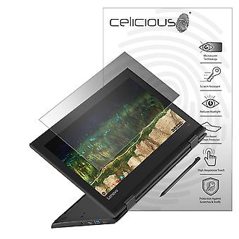 Celicious Privacy 2-Way Anti-Spy Filter Screen Protector Film Compatible with Lenovo 500e Chromebook