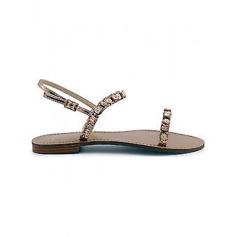 Versace Jeans - Schuhe - Sandalette - VRBS52_525_CIPRIA - Damen - pink,gold - 35