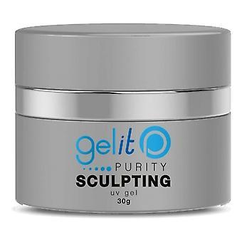 Halo Gel Nails Gel It - Sculpting UV Gel - Clear 30g (N2265)