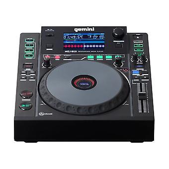 Gemini Mdj-900 Professional Usb Media Player