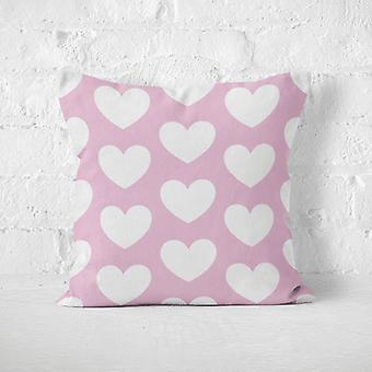 Meesoz Cushion Cover - Pastelove Pink