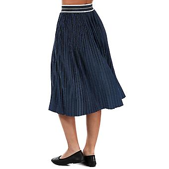 Womens Only New Sway Skirt In Blueprint